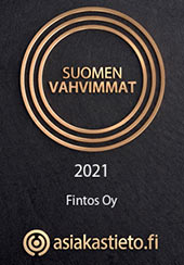 Suomen Vahvimmat 2021 sertifikaatti